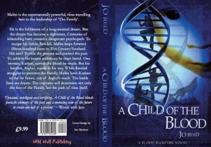 A Child of the Blood - Jo Reed