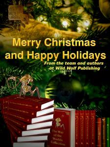 A Wild Wolf Christmas!